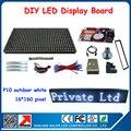 Frete grátis 5 pcs p10 painéis de led diy led preço de atacado movimento de led de 24 * 168 cm