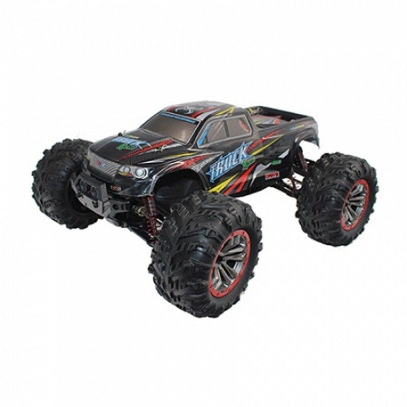 Новый RC автомобиль 9125 высокого качества RC автомобиль 46 км/ч быстрая скорость Внедорожный гоночный автомобиль 1:10 матовый 4WD автомобиль багги
