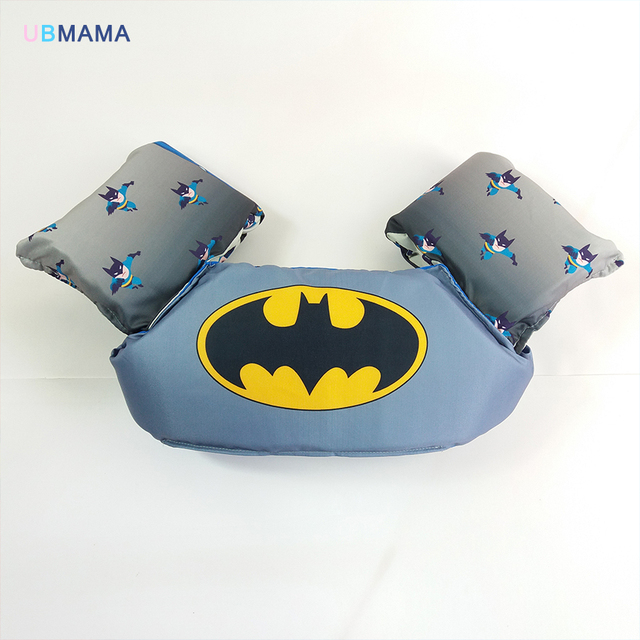 Cartoon pattern arm Float boy gril Chair Float Bed Float Raft Float Auxiliary swim equipment Child Arm ring Swimming arm vest