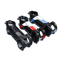 EC90 Bicycle Riser Rod Stem Bicycle Ultra light Carbon Fiber Road/Mountain Bike Stem Handle 28.6 31.8mm 6degree 6 Degree