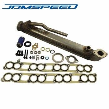 Gratis Verzending-Verbeterde EGR Koeler Kit 4C3Z-9P456-AA 4C3Z-9P456-AC Voor Ford F-250 F-350 6.0L Powerstroke Diesel Turbo