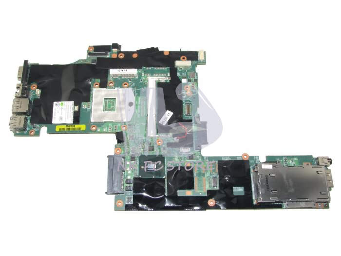 63Y1483 Laptop Motherboard For Lenovo T410 Notebook PC System board / Main board QM57 DDR3 100% tested big togo main circuit board motherboard pcb repair parts for nikon d610 slr