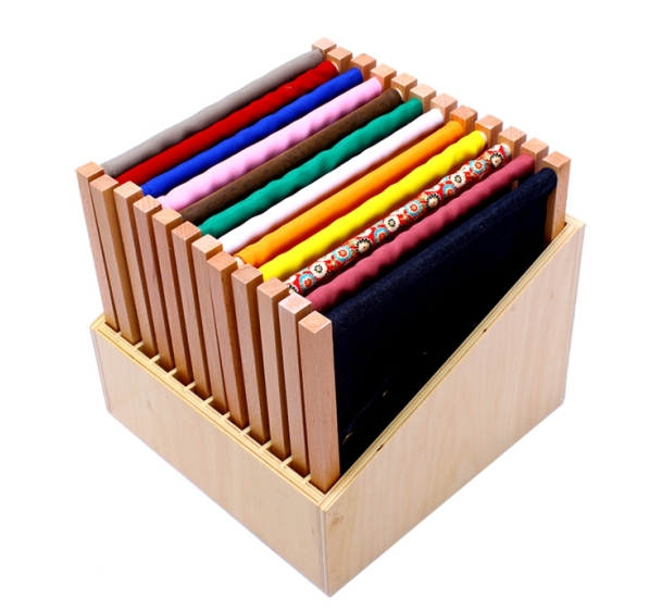 Baby Toys Montessori Teaching Toys Daily Life Clothing and Clothing Box Kids Educantional Toys Christmas toys gift toys