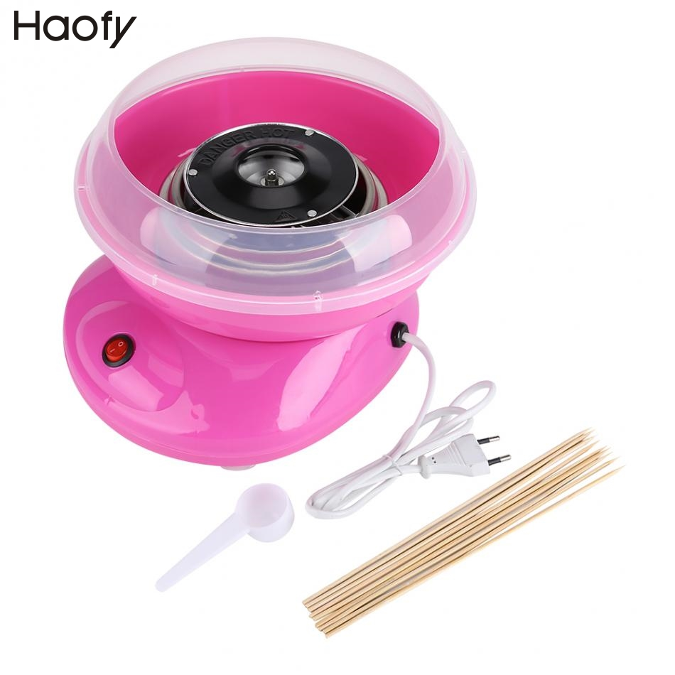 Us 27 73 48 Off 500w 220voriginal Electric Diy Cotton Candy Maker Floss Spun Sugar Sweet Candy Machine For Chidren In Food Processors From Home