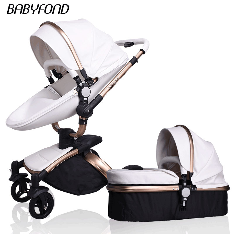 Baby stroller aiqi child car light folding baby stroller bb car 2 in 1 baby stroller baby sleeping basket newborn black frame lightweight strollers aiqi ultra light white frame good quality baby stroller baby umbrellacar boarding stroller accessories