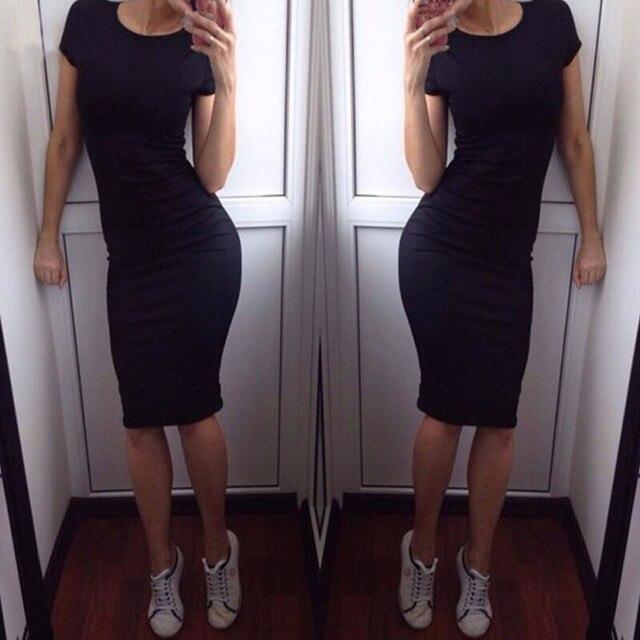Slim Fitting Sexy Dress