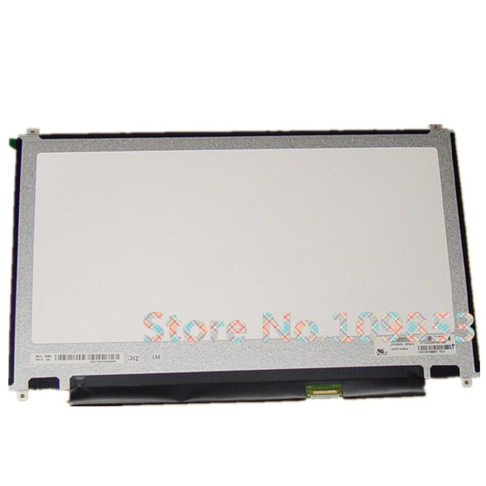 ФОТО Original NEW 13.3 inch  LP133WH2 SPA1 30 pin eDP Laptop IPS LED LCD Screen Display 1366*768 WXGA