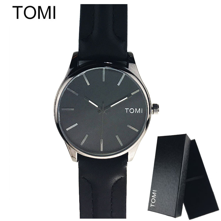 Top Brand Simple Quartz Watches Ultra Thin Horse Watch Women Men Unisex Leather Strap Wristwatch Minimal Simple Fashion Relogio