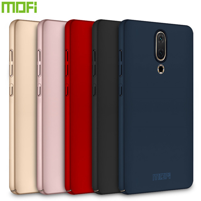 For <font><b>Meizu</b></font> 16Xs Case Original MOFi Brand <font><b>360</b></font> Degree Full Cover Luxury PC Protective Back Cover Case For <font><b>Meizu</b></font> 15 16X 16th <font><b>16</b></font> Plus image