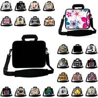 Viviration Wholesale Computer Accessories Neoprene Handle Messenger Carry Bag Case For 10/12/13/14/15/17 Notebook Laptop PC