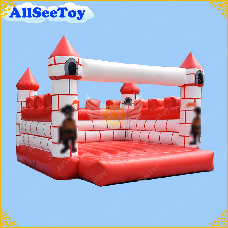 4 Meters Inflatable Bouncer,Bounce House For Children Full