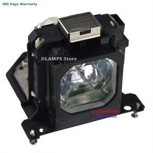 Image 4 - Alta Qualidade lâmpada de Substituição com habitação para Sanyo PLV Z2000 POA LMP114 PLV Z700 PLV Z3000 PLV Z4000 PLV Z800 projetores