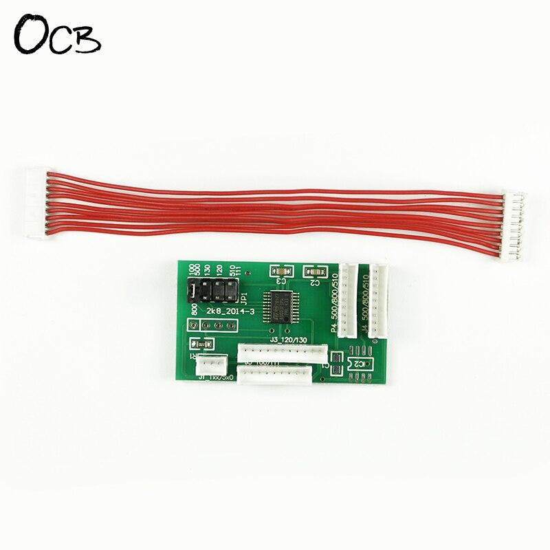 Chip-Decoder Für HP Designjet 10 TEILE 20 TEILE 50 TEILE 30 70...