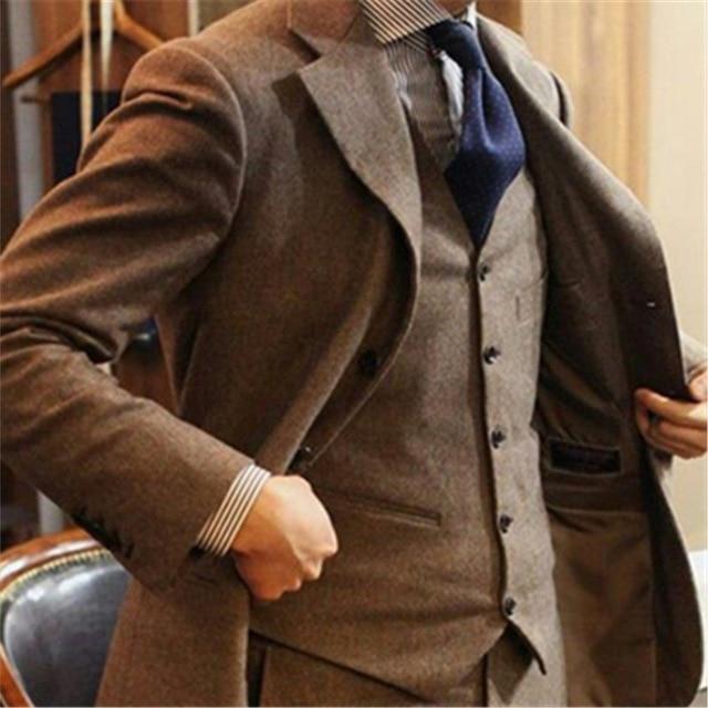 Brown-Tweed-Men-Suit-Latest-Coat-Pant-Designs-3-Piecse-Jacket-Pants-Vest-Tie-Slim-Fit.jpg_640x640