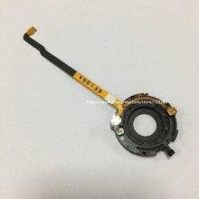 Naprawa części do Canon EF 24 70mm F/4 L IS USM obiektyw moc membrany jednostka migawki kontroli przysłony Assy