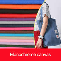 DIY pure cotton canvas thick Cotton Cloth Fabric cloth curtain cloth sofa sofa sets and linen fabrics 50x50CM
