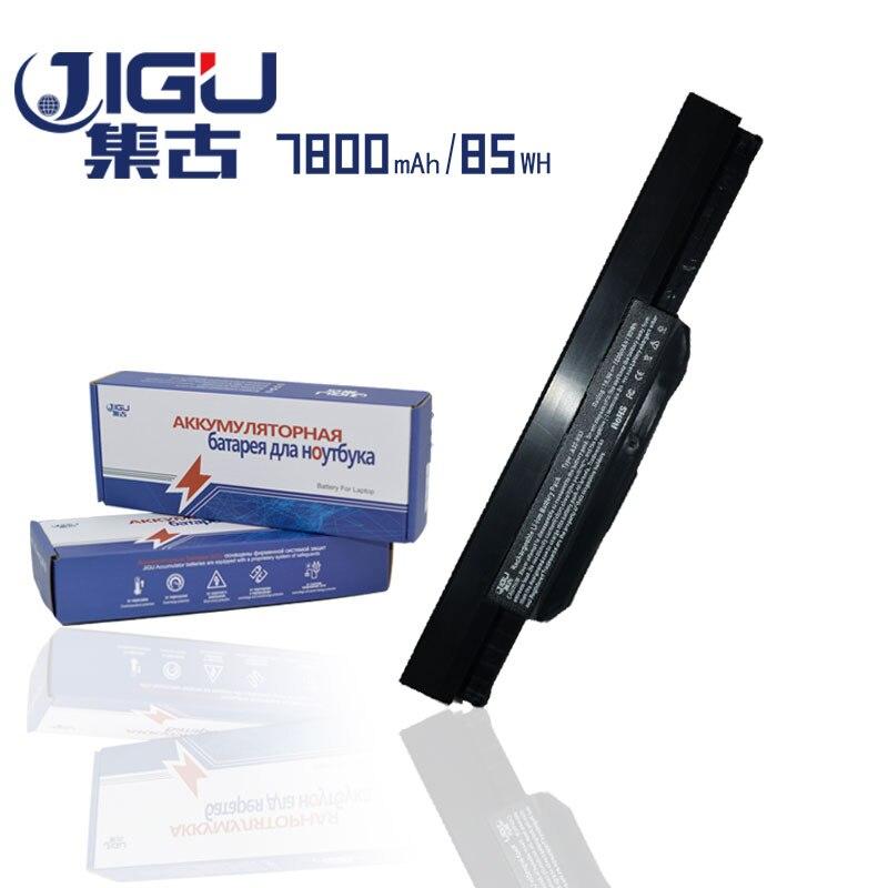JIGU NEW 9 Cells Battery Laptop A32-k53 For Asus A42-K53 A31-K53 A41-K53 A43 A43SV A53SV K43SV K53 X84