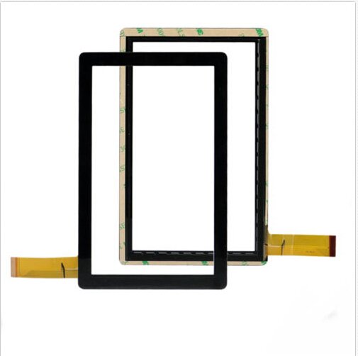 5 pcs * 170*110cm 7 Inch Touch Screen Digitizer Glass Lens Panel For zhc-q8-057a Tablet PC original 7 inch allwinner a13 q88 zhc q8 057a tablet capacitive touch screen panel digitizer glass sensor free shipping