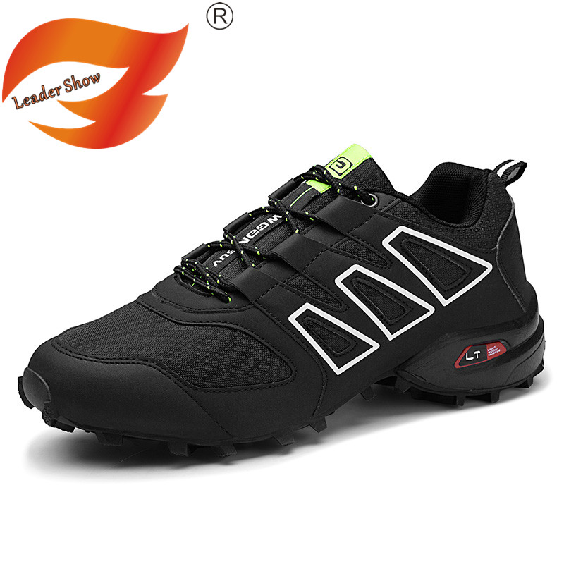 Fires Men Hiking Shoes Sports Outdoor Brand Men Shoes Trend