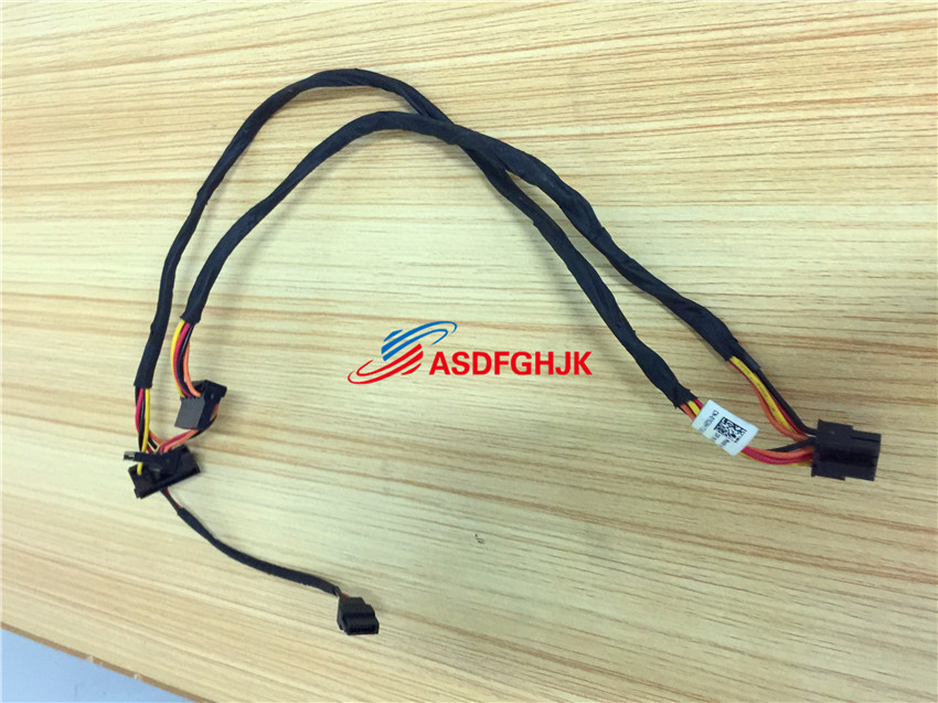 ФОТО Wholesale FOR DELL OptiPlex 3040 5040 7040 HDD & ODD SATA Power Cable Assembly 7G26H CN-07G26H 07G26 100% Work Perfect