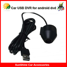 The USB DVR Camera Recorder For Pure Android 4.2 Car DVD Player or Android 4.4 Car PC Free shipping