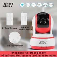 WiFi Security font b Camera b font IP Remote Control Alarm Device Wireless 2 font b