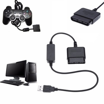 Universal Converter Cable for Sony PS3 Game Controller Converter Adapter Cable for SONY P Game Controller to PCPS3 Console
