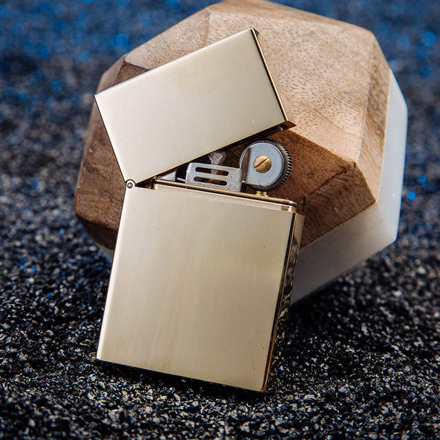 US $25 9  Old style ultra thin IMCO lighter kerosene,Vintage Gasoline  lighters,Cigarette lighters,Gifts-in Cigarette Accessories from Home &  Garden on