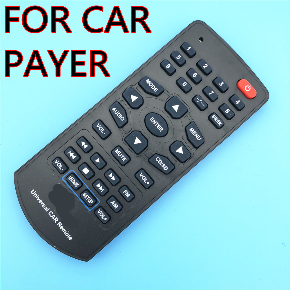 Universal remote control Car MP3 tv Player DVD for cardio prolineMX RC-1029A BAK PREMIER SCR-0936MR HADES jvj shinon rm ergo chunghop rm l7 multifunctional learning remote control silver