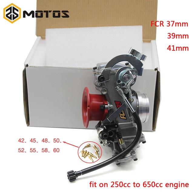 Best ZS MOTOS FCR28 31 33 35 37 39 41mm FCR Keihin