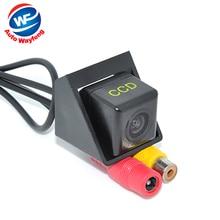 HD CCD Car rear view camera Reverse backup Camera Car parking camera for Ssangyong Korando waterproof night version