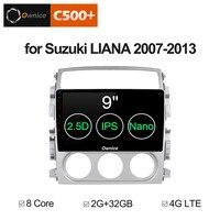 Ownice C500+ G10 8 Core 2G+32G Android 8.1 Car DVD GPS for Suzuki Liana 2007 2013 Autoradio Radio GPS Support 4G SIM Car Play