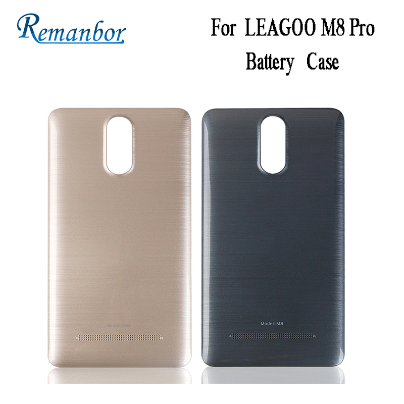 Remanbor For For LEAGOO M8 Pro Battery Case Protective Battery Back Cover Fit Replacement For LEAGOO M8 Mobile Accessories