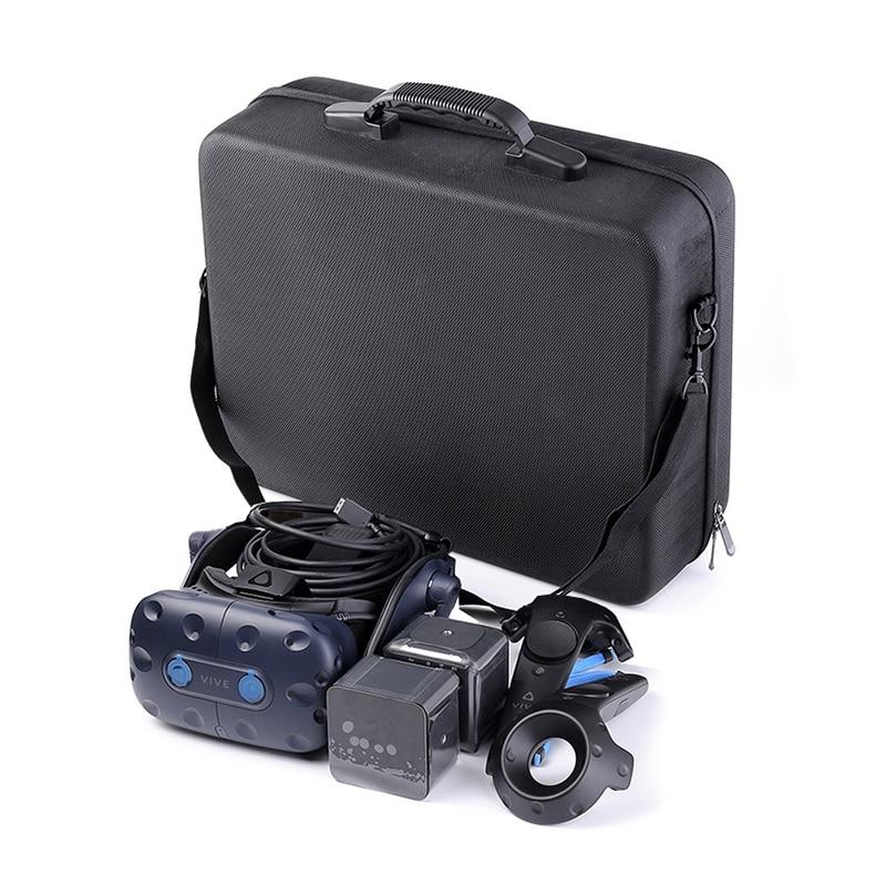 VR Storage Bags Case Cover For HTC VIVE PRO VR Case Travel Carry Case Shoulder Bag