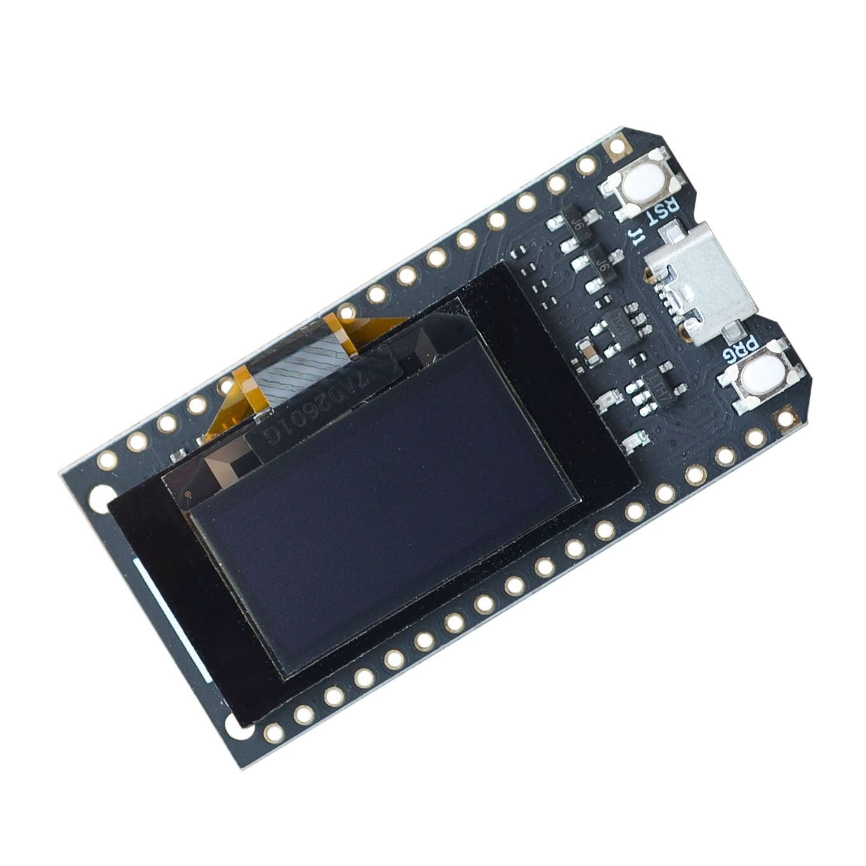 Модуль 16 МТ (128 МТ бит) Pro ESP32 OLED V2.0 TTGO и для Arduino ESP32 OLED WiFi модули + Bluetooth двойная Φ ESP8266 et OLED