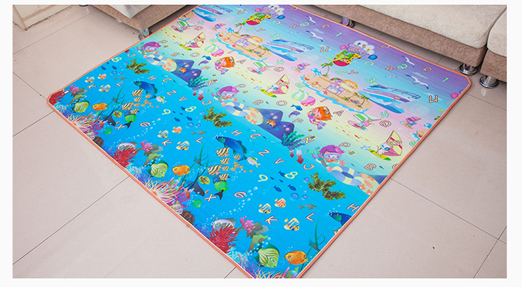 HTB1Ch2se75E3KVjSZFCq6zuzXXah Infant Shining 200*180*1.5CM Baby Play Mat Thickening Eco-friendly EPE Children Playmat Cartoon Non-slip Carpet Living Room Mat