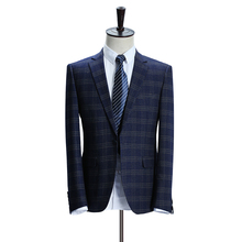 Slim Fit Wedding Suits For Men (3 Piece Jacket Pants Vest)