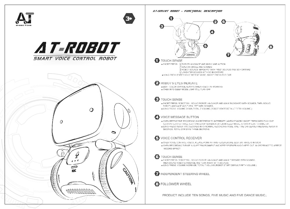 AT Robot User Manual 1