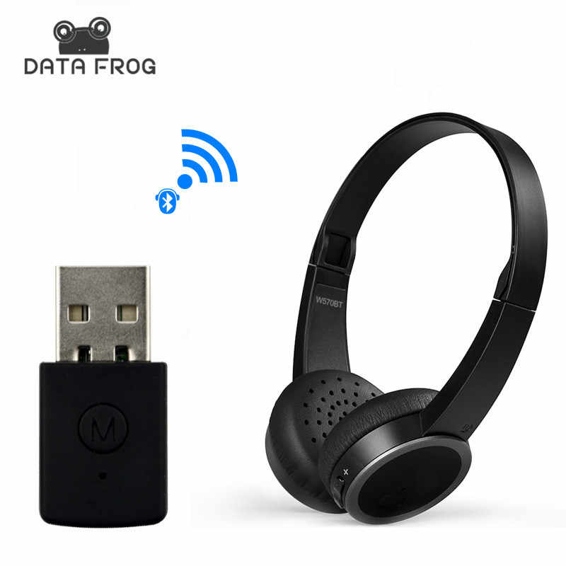 Bluetooth Dongle USB 4.0 Adapter Receiver Untuk PS4 Playstation 4 Kontroler Konsol Untuk Headset Bluetooth Headphone Terbaru