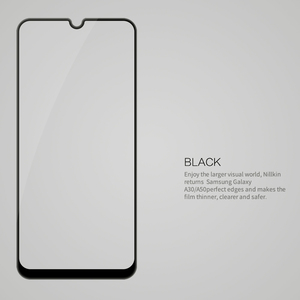 Image 5 - Szkło hartowane do Samsung Galaxy A20 A30 A40 A50 A70 A70S A80 A90 Nillkin CP + 2,5d pełna folia klejowa do Samsung A50 szkło