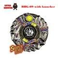 1PCS BEYBLADE METAL FUSION beyblade BBG-09 Thief Phoenic E230GCF   Metal Fusion 4D Beyblade  With  Launcher