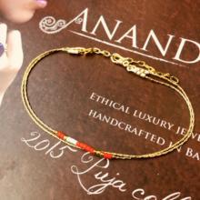 Delica Miyuki Bracelets For Women Gold Color Couple Bracelet Femme Jewelry Handmade Love Ankle Bracelet Wedding Gifts Friendship недорого