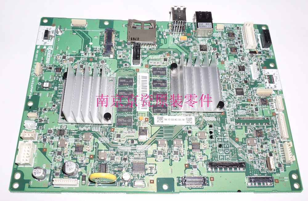 New Original Kyocera 302NJ94010 PWB MAIN ASSY for:TA7002i 8002i new original kyocera pwb assy main for p2035d