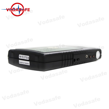 Ni-MH 7.2V Battery Pack Hidden Camera Detector With 235g Light Weight 1