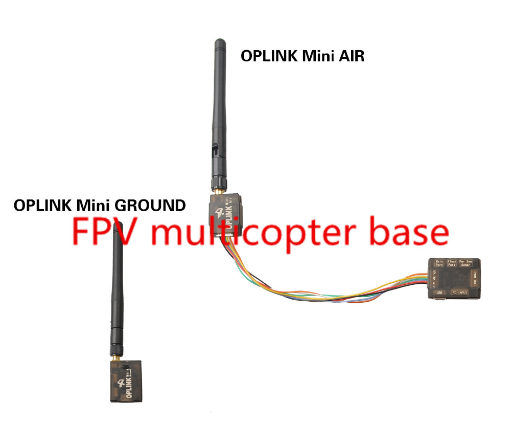 Oplink 433mhz Mini Air Ground Station Telemetry Transmit System Cc3d Revo Wiring Diagram For Flight Controller In Parts Accessories From Toys Hobbies On