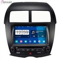Topnavi 8'' Winca Quad Core S160 Android 4.4 Car DVD Multimedia Player for Mitsubishi ASX Audio Radio Stereo 2DIN GPS