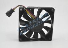 Wholesale: 3106RL-04W-S19 80*80*15 12V 0.09A NMB 3 line projector dedicated fan