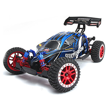 1/8 Brushless 2.4G 4WD RC Electric Radio control top speed racing truck Off Road car Confrontation desert dune buggy image