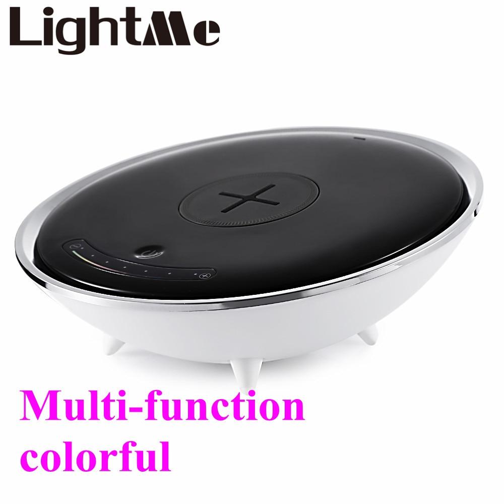 2017 New Popular font b Wireless b font font b Charger b font Colorful Night Light