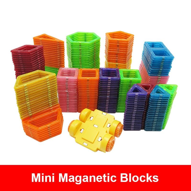 10 шт., Детский конструктор «магнитные блоки»
